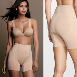 SPANX ONCORE FIRM CONTROL MID-THIGH SHAPER New